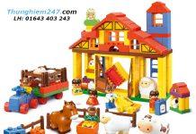 Kiểm nghiệm đồ chơi trẻ em